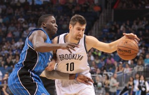 #10 SG/SF Brooklyn Nets