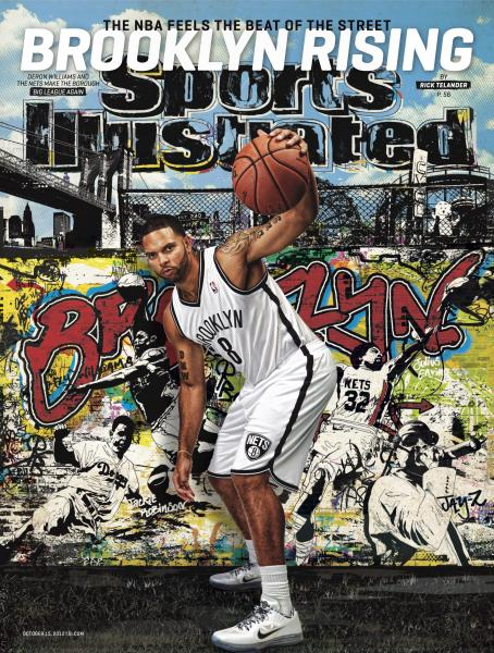 Deron Williams SI Cover