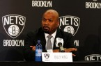 Billy King press conference pic