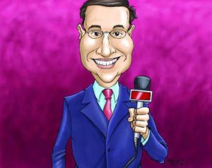 Ian Eagle cartoon pic
