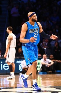 Vince Carter against the Nets