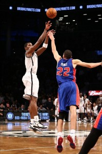 Joe Johnson gamewinner over Pistons