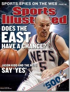 Jason Kidd SI cover