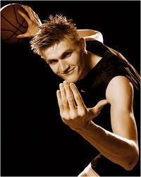 Andrei Kirilenko pic with ball