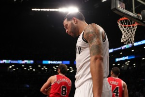 Deron Williams upset after Game 7 loss to Bulls