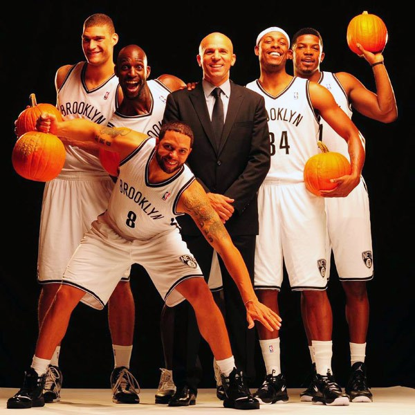 Happy Halloween from the Nets