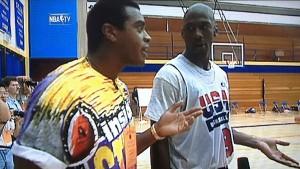 NBA-Inside-Stuff-TV-Show MJ and Ahmad Rashad