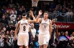 Deron-Williams-high-fives-Brook-Lopez-vs-Jazz
