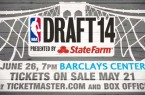 2014 NBA Draft pic Barclays Center