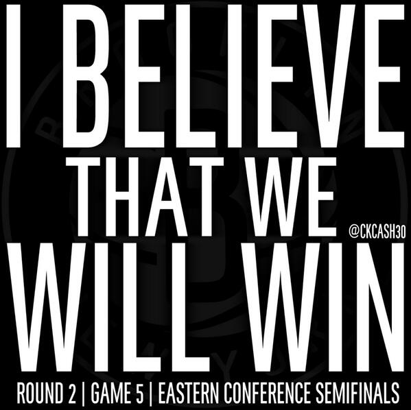 I believe that we will win pic