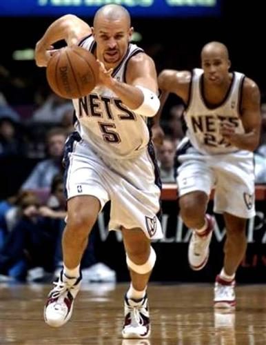 Nets' players had no choice but to follow Kidd's lead.