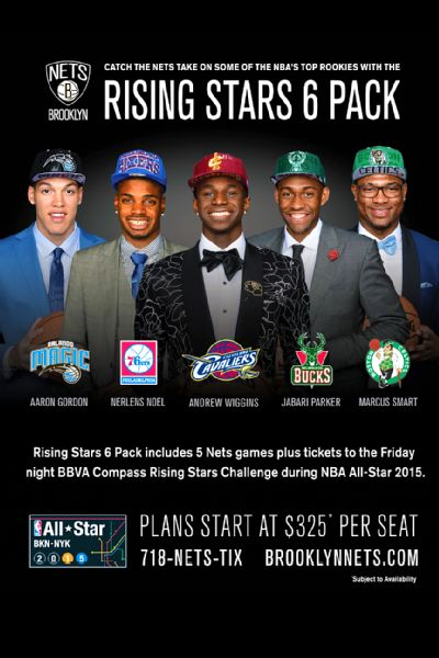 Rising Star 6 pack for All star 2015 pic