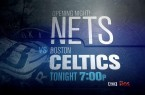 Nets vs Celtics opening night 2014.15