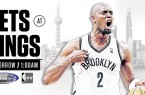 Nets vs Kings in China Game 1