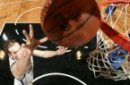 Bojan Bogdanovic puts in a layup vs Magic