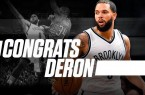 Congrats Deron Player of week pic