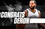 Congrats Deron Player of week pic